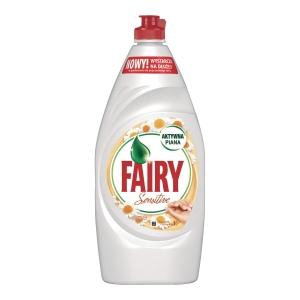 Płyn do mycia naczyń FAIRY, rumianek + wit E, 900 ml