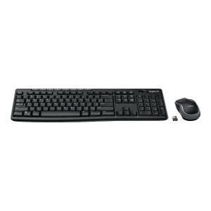 Zestaw LOGITECH MK 270 klawiatura + mysz, czarny