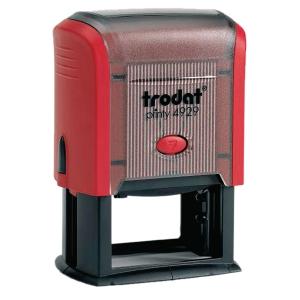 Trodat Printy 4929 stamp - 50 x 30mm