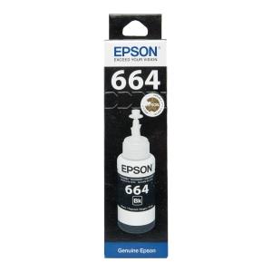 Tusz EPSON T66414A czarny