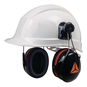 Nauszniki nahełmowe DELTA PLUS Magny Helmet 2, SNR 30, para