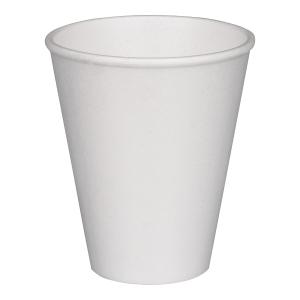 PK40 MODI CUP STYROFOAM 25CL WHITE