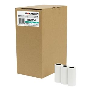 Rolki termiczne EMERSON 57mm x 6m, 72 rolki
