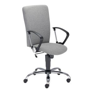 Krzesło NOWY STYL Select Steel, szare