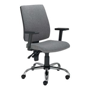 Krzesło NOWY STYL Slate, szare