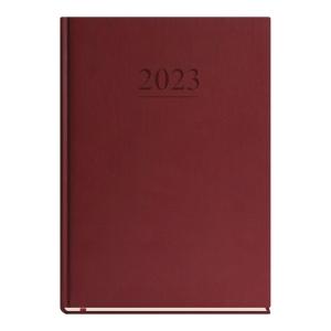 Kalendarz Klasyczny Michalczyk&Prokop B5, bordowy