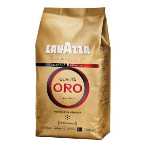 Kawa ziarnista LAVAZZA Qualita Oro, 1 kg