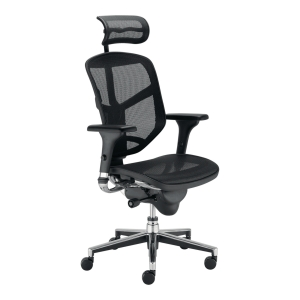 NOWY STYL CAMBIO CHAIR WO/BACK BLK