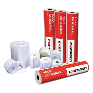 PK10 EMERSON THERMAL ROLL 57MMX100M