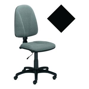 Krzesło NOWY STYL Premium Ergo bez podłokietników, czarne