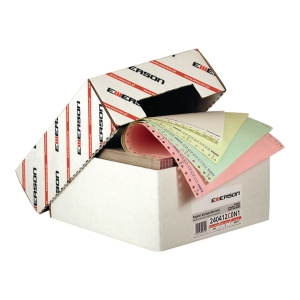 BX2000 EMERSON SHEETS PAPER 390MM 1+0
