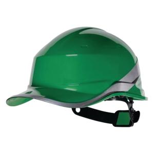 DELTAPLUS DIAMOND SAFETY HELMET GREEN