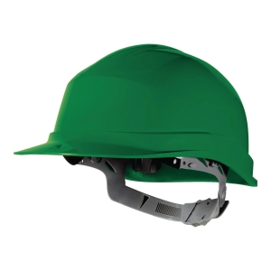 Deltaplus Zircon Safety Helmet Green