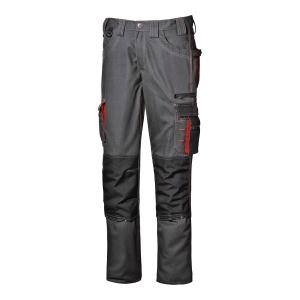 Spodnie SIR SAFETY SYSTEM Harrison, szare, rozmiar 54