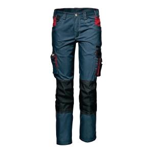 Spodnie SIR SAFETY SYSTEM Harrison, niebieskie, rozmiar 52