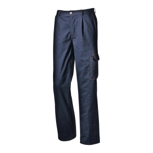 Spodnie SIR SAFETY SYSTEM Symbol, granatowe, rozmiar 56