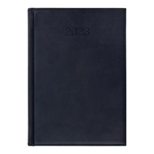 Kalendarz CRUX Vivo, A5, dzienny, czarny
