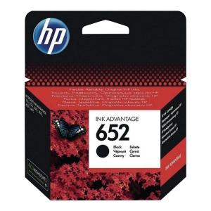 Tusz HP 652 F6V25AE Czarny