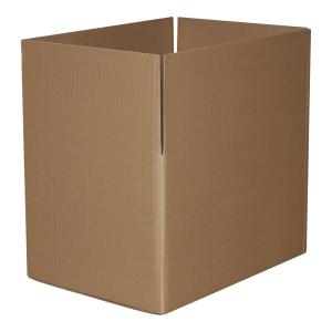 Karton 3-warstwowy, wymiary w mm: dł. 400 x szer. 400 x wys. 300, 1 sztuka