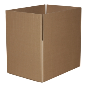 Karton 3-warstwowy, wymiary w mm: dł. 600 x szer. 400 wys. 400, 1 sztuka