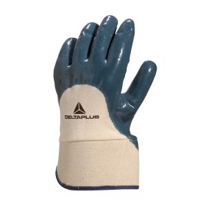 Rękawice powleczone nitrylem DELTA PLUS NI170, rozmiar 10, 12 par