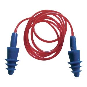 Wkładki przeciwhałasowe DELTA PLUS CONICFIT010 silikonowe, 10 sztuk