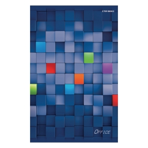 Kołozeszyt TOP-2000 Office, A5, kratka, 80 kartek, margines*