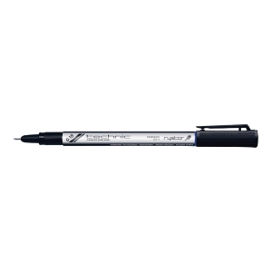 RYSTOR CK-01 FINELINER 0,1MM BLU