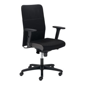 Fotel NOWY STYL Oxygen, czarny