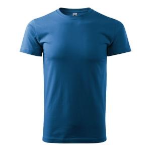 Koszulka MALFINI HEAVY NEW, lazurowa, rozmiar XL
