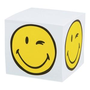 Kostka papierowa HERLITZ, Smiley World