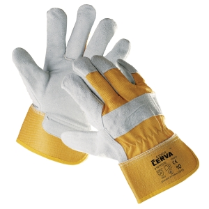PAIR EIDER GLOVES COMBINED 10