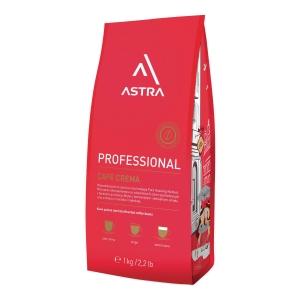 ASTRA PRO CREMA COFFEE BEANS 1KG