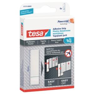 Plastry montażowe do tapet TESA 1KG opakowanie 6 sztuk
