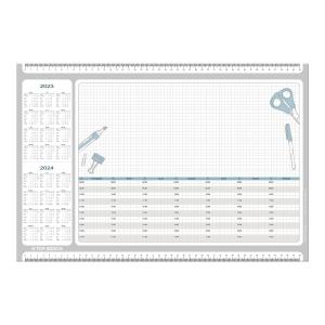 Podkładka na biurko TOP2000 - biuwar z kalendarzem