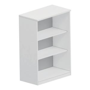 Regał NOWY STYL 3OH 80 x 44,5 x  115,5 cm, biały*