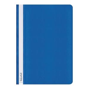 Skoroszyt miękki BIURFOL polipropylenowy A4, niebieski