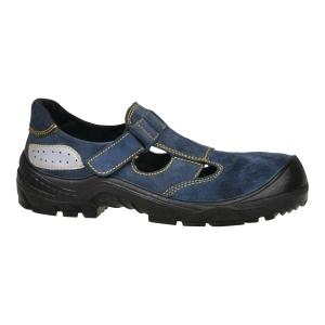 Sandały TECHWORK 1104/1 S1 SRC, niebieskie, rozmiar 42
