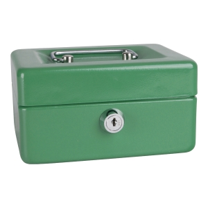 EXTRA SMALL CASH BOX 152X115X80MM