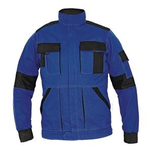 Bluza CERVA MAX LADY, niebiesko-czarna, rozmiar 42