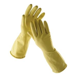 Rękawice CERVA STARLING, żółte, rozmiar 7, 12 par