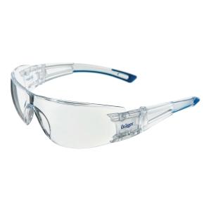 Okulary DRÄGER X-PECT 8330, soczewka bezbarwna, filtr UV 2C-1.2