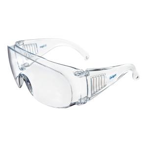 Okulary DRÄGER X-PECT 8110, bezbarwne, filtr UV 2C-1,2, nakładane na okulary