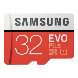 Karta pamięci SAMSUNG EVO+ 32GB