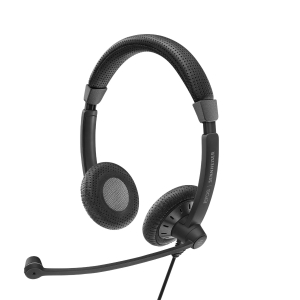 Sennheiser Binaural UC Headset USB & 3.5mm PC Skype