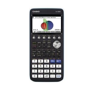 Casio FX-CG50 superior graphic calculator with high resolution colour display
