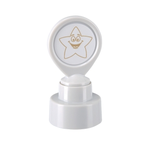 Colop 147163 School Stamp Goldstar Gold