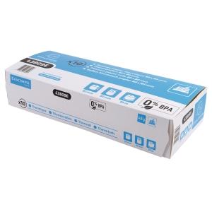EXACOMPTA CASH REGISTER RECEIPT ROLL 80 MM X 85 M, BOX OF 30