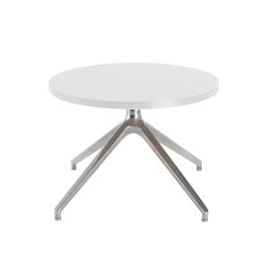 OTIS WHITE MODERN COFFEE TABLE