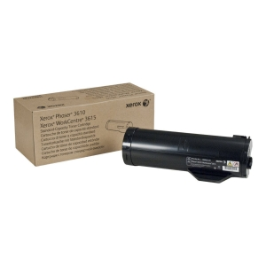 Xerox Phaser 3610 Extra High Yield Laser Cartridge - Black